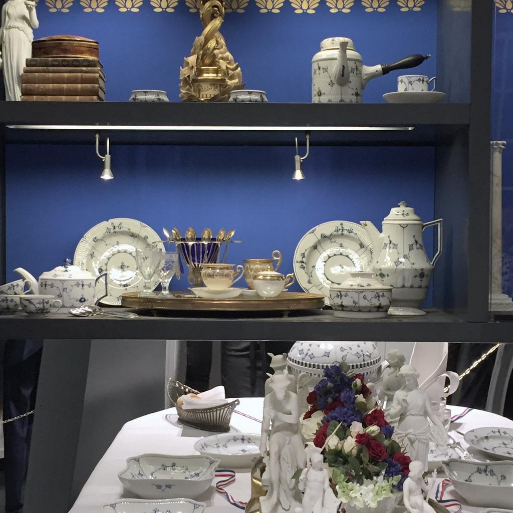 Royal Copenhagen fejrer 240 år